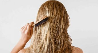 Best way to clean hair brushes without strain